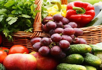 کاهش خطر زایمان زودرس با مصرف میوه و سبزی
