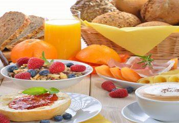 خطر بیماری قلبی با نخوردن صبحانه و دیر شام خوردن