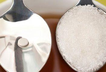 شیرین کننده های مصنوعی و دیابت