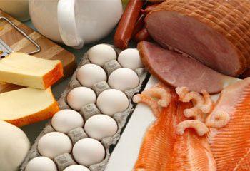 پروتئین رژیم و افزایش عضله در سالمندان