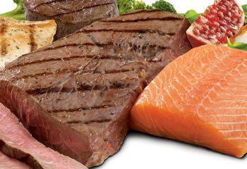 غذاهای پر پروتیین سبب افزایش سلامت قلب و عروق می شود