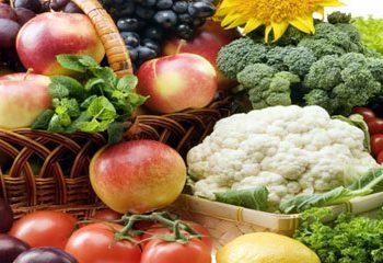 مصرف بیشتر میوه و سبزیجات غیرنشاسته ای با افزایش وزن کمتر در ارتباط است.