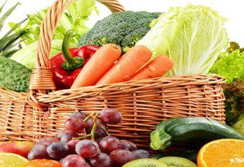 خوردن سبزیجات مانع از ابتلا به گلوکوم می شود.