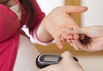 ارتباط چاقی و دیابت بارداری با رشد بیش از حد جنین