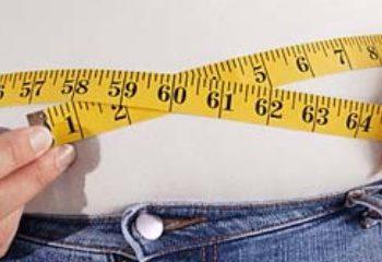 چاقی یک قسمت از بدن (موضعی)