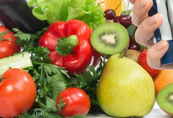 نقش تغذیه در کنترل دیابت نوع 2