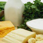 رژیم غنی از کلسیم و کم لاکتوز خطر سرطان تخمدان را کاهش دهد.