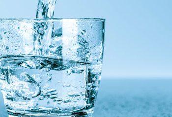 تنها زمانی که تشنه هستید، آب بنوشید.
