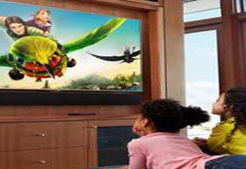 کودکانی که در اتاق خواب تلویزیون دارند، چاق ترند.