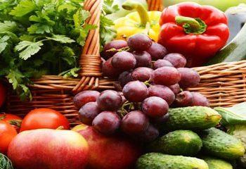 رژیم غذایی سرشار از میوه و سبزی، مانعی در برابر چاقی