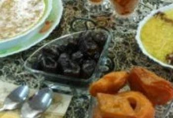 موقع سحری و افطار چه بخوریم؟