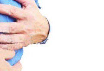 دردهای شکمی ناشی از سوء هاضمه