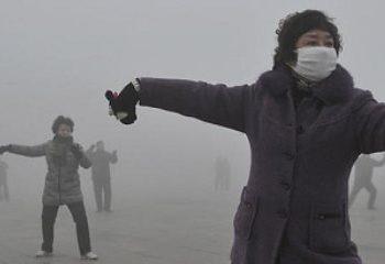 آیا در هوای آلوده ورزش کنیم؟