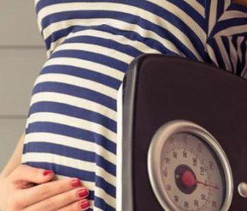 ارتباط افزایش وزن در اوایل دوران بارداری با چاقی دوران کودکی