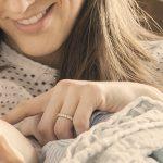 سندرم مرگ ناگهانی شیرخواران و تغذیه با شیر مادر