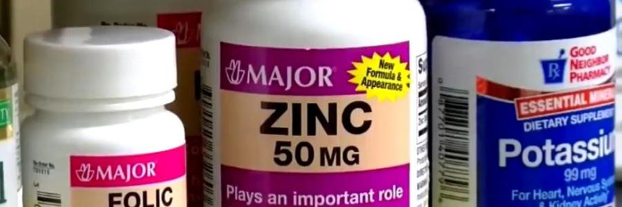 روی (Zinc) و اهمیت آن برای سلامتی