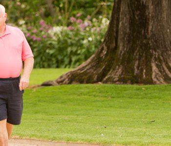 حافظه بهتر در دوران سالمندی با حداقل 4000 قدم در روز
