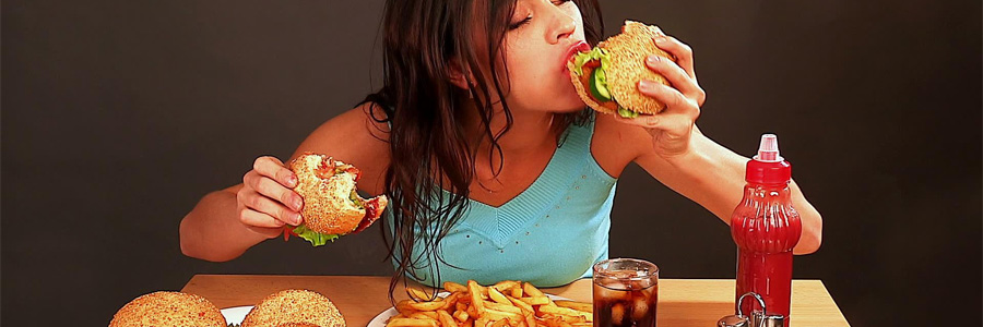 آیا سرعت غذا خوردن با خطر ابتلا به چاقی مرتبط است؟