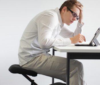 نشستن زیاد خطر ابتلا به بیماری را در شما افزایش میدهد.