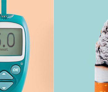 سیگار و افزایش خطر بیماری قلبی در مبتلایان به دیابت