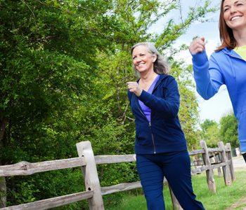 پیادهروی و پیشگیری از بروز نارسایی قلبی در زنان سالمند