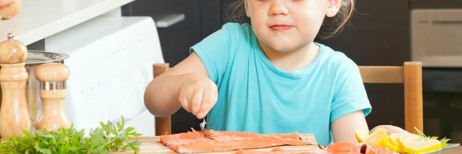 امگا 3 و ارتباط آن با کاهش خطر ابتلا به چاقی در کودکان