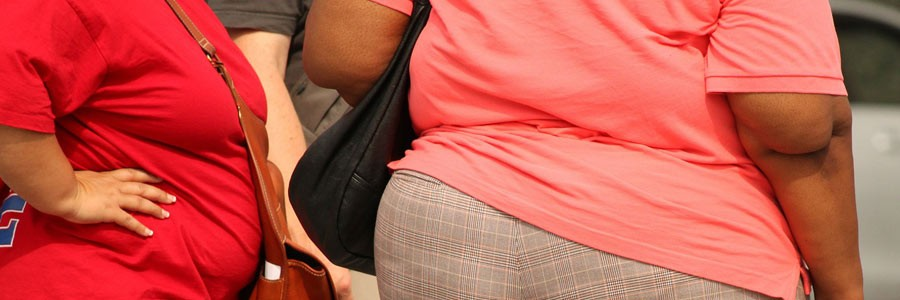 چاقی طول عمر شما را کاهش میدهد.