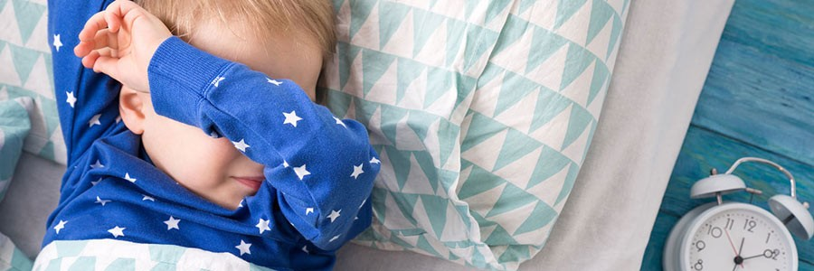تاثیر منظم بودن زمان خواب در کودکی بر وزن دوران نوجوانی