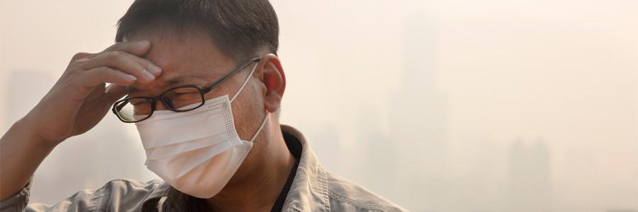 آلودگی هوا احتمال ابتلا به بیماری قلبی را افزایش میدهد.