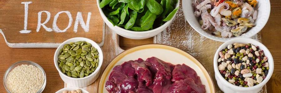 با بهترین منابع غذایی حاوی آهن بیشتر آشنا شوید.