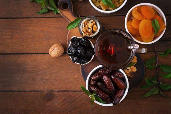 رژیم غذایی مناسب در ماه رمضان