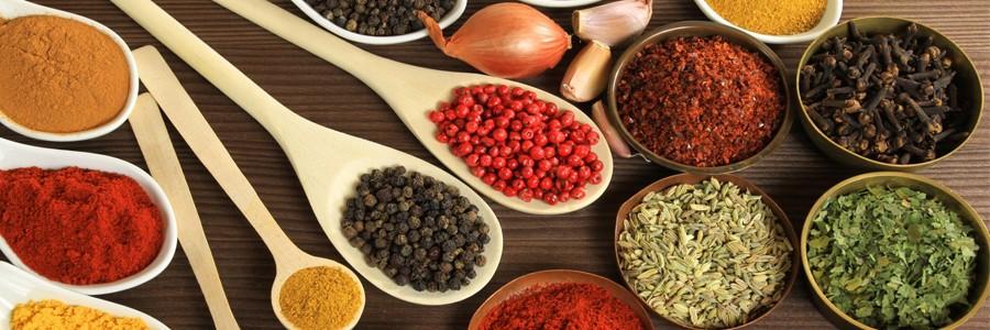 خواص ادویهها و گیاهان مختلف برای سلامتی