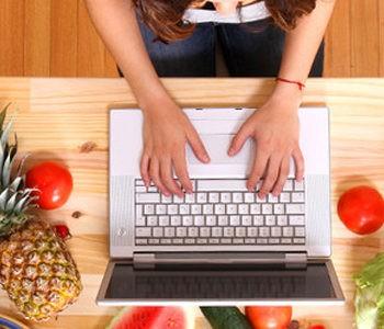 کاهش وزن از طریق رژیم اینترنتی