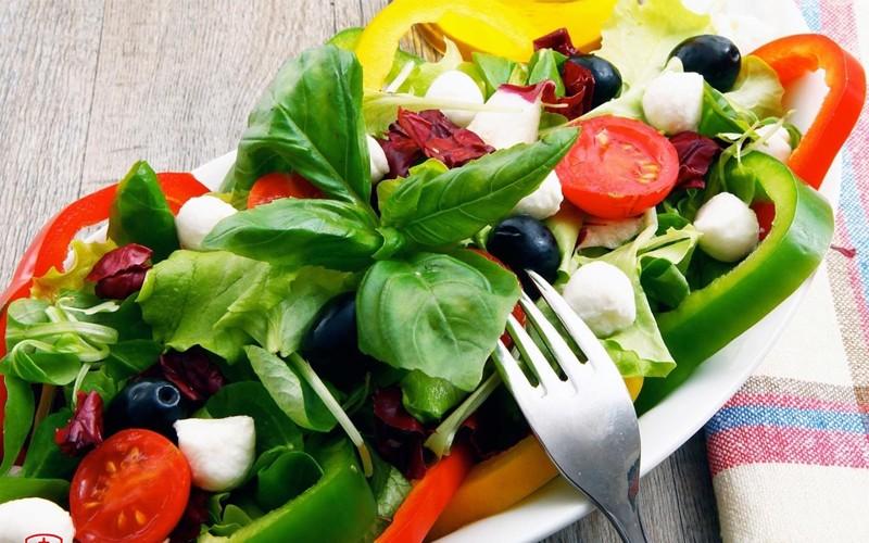 کلسترول بالا و رژیم غذایی مدیترانه ای