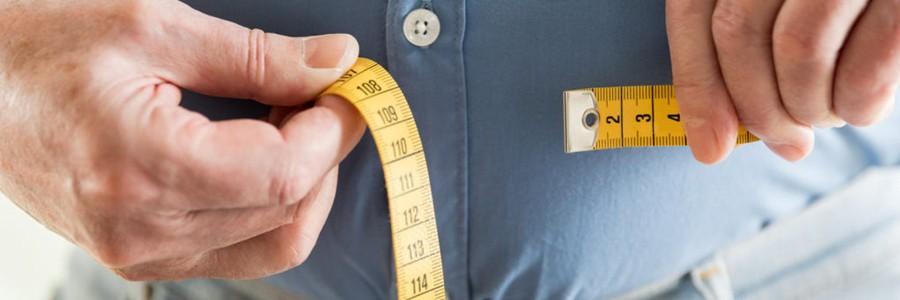 راههای جلوگیری از چاقی شکمی