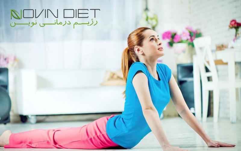 ورزش کردن برای مبتلایان به فشارخون بالا: