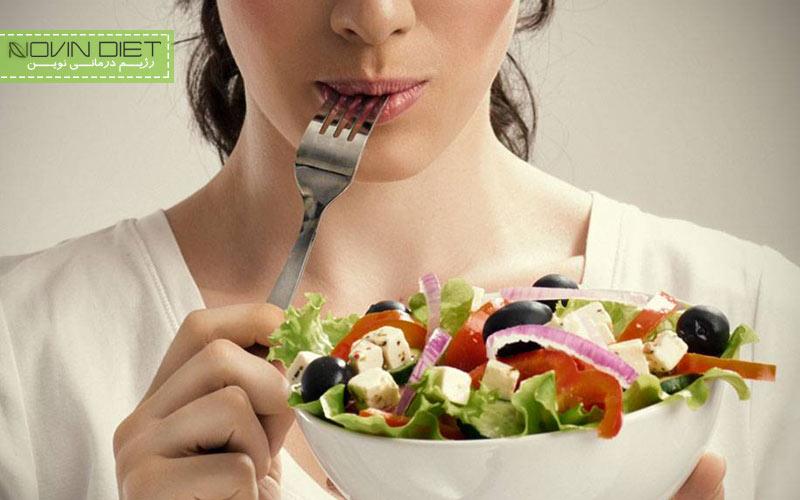 حفظ سلامت پوست در رژیم کاهش وزن