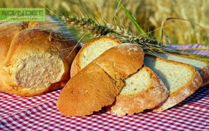 تنظیم متابولیسم بدن و کاهش مصرف غلات تصفیه شده